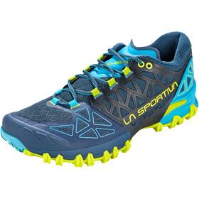 La Sportiva Bushido II Chaussures de trail Homme, opal/apple green